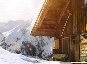 Abbildung Franziskaner Winter-Auszeit