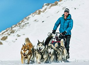 Franziskaner Winter-Auszeit - Husky-Tour im Tiroler Angerberg