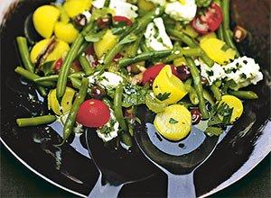Mediterraner Kartoffelsalat
